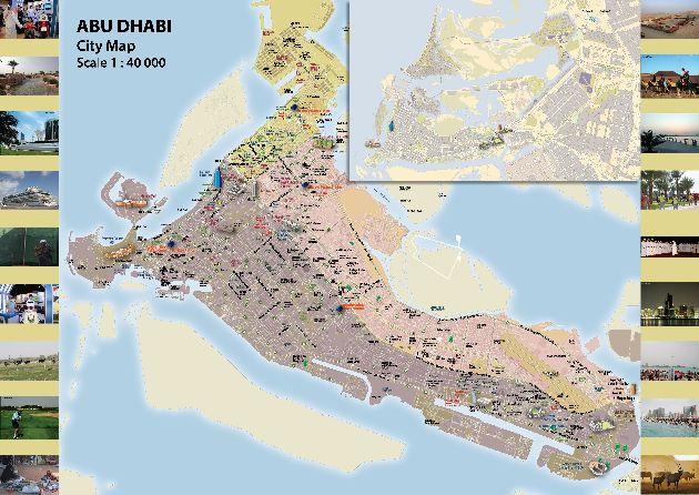 Благодаря этой карте вы с лёгкостью доберётесь до нужного вам адреса