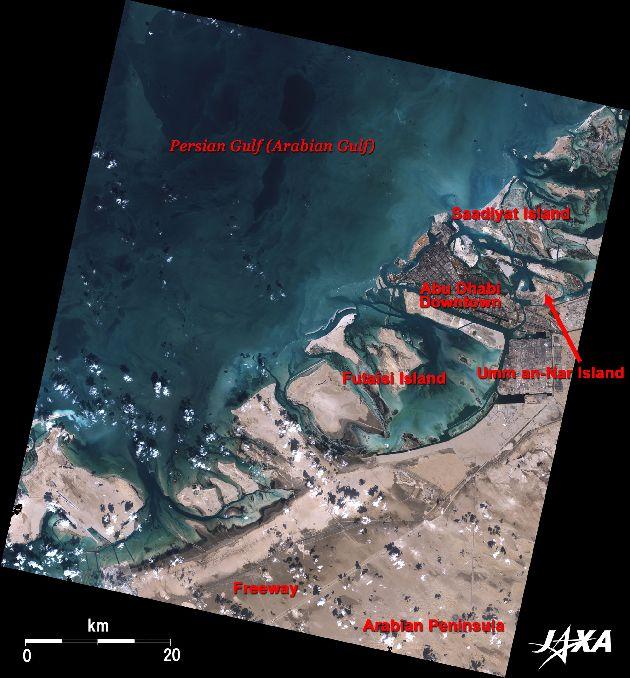 Воспользуйтесь нашими картами Абу-Даби, они помогут спланировать интересный туристический маршрут