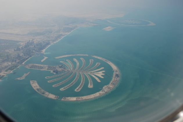 и достоверные карты Дубая