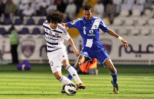 В Эмиртах разыгрывается чемпионат ОАЭ по футболу, чаще всех который выигрывала команда Аль-Айн