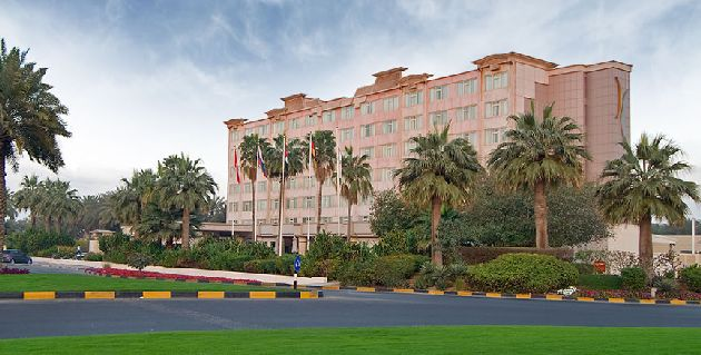 ''Coral Beach Resort Sharjah'' - отличное место, чтобы спрятаться от городской суеты
