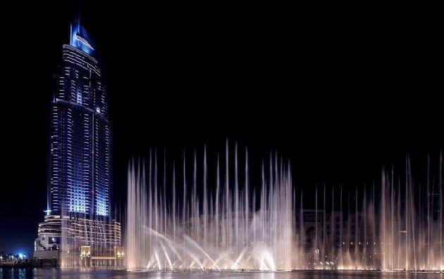 Пятизвёздочные отели ОАЭ всегда имеют эффектный вид