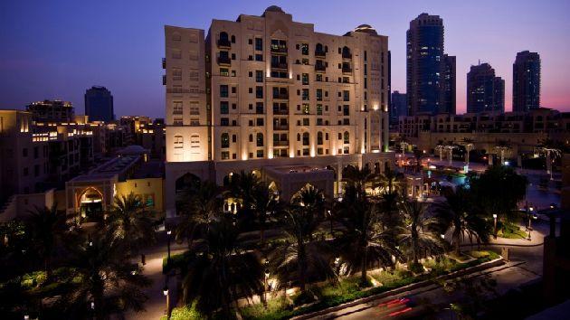''Al Manzil Downtown Hotel'' - уютный бизнес-отель с гостеприимной атмосферой