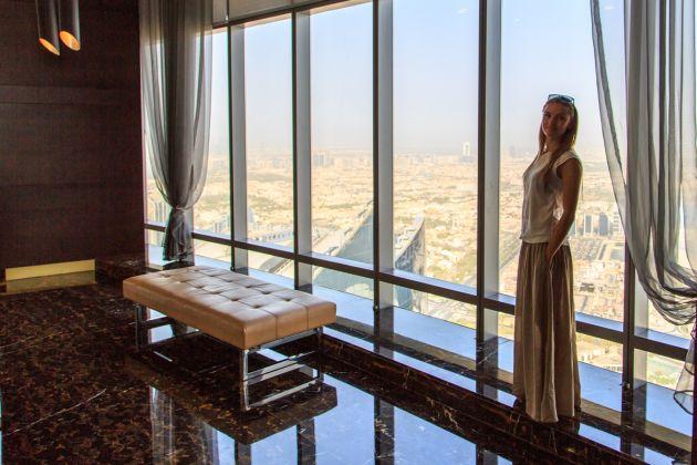 Увидеть Абу-Даби со смотровой башни Observation Deck