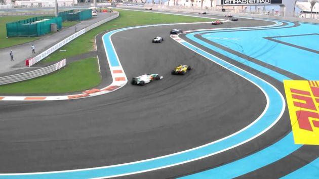 Увидеть гонки в Yas Marina Circuit в Абу-Даби
