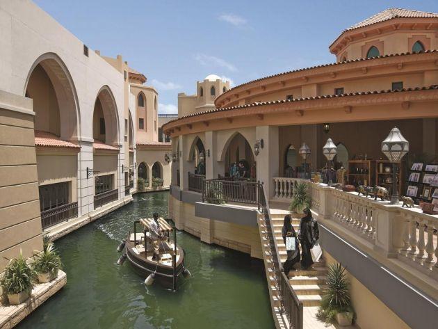 Побывать в Венеции, не покидая Абу-Даби