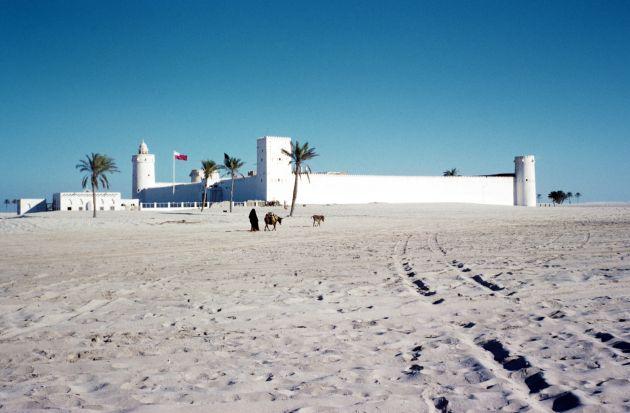 Увидеть форт Al Hosn