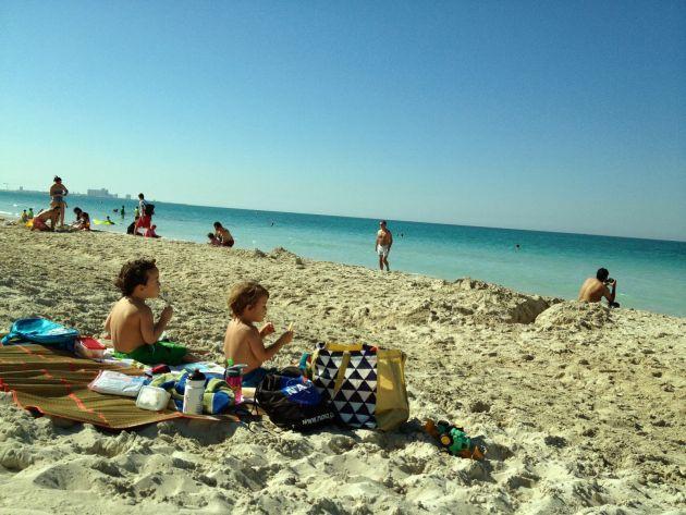 Насладиться морем и пляжным отдыхом в Абу-Даби