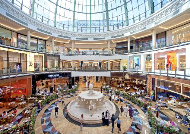 В торговом центре Mall of the Emirates одни из самых выгодных цен в Дубаях