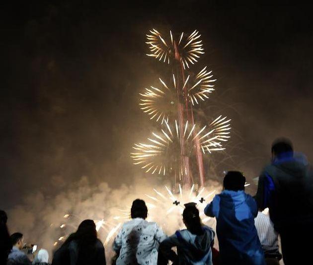 В ОАЭ вам помогут погрузиться в беззаботный новогодний отдых!