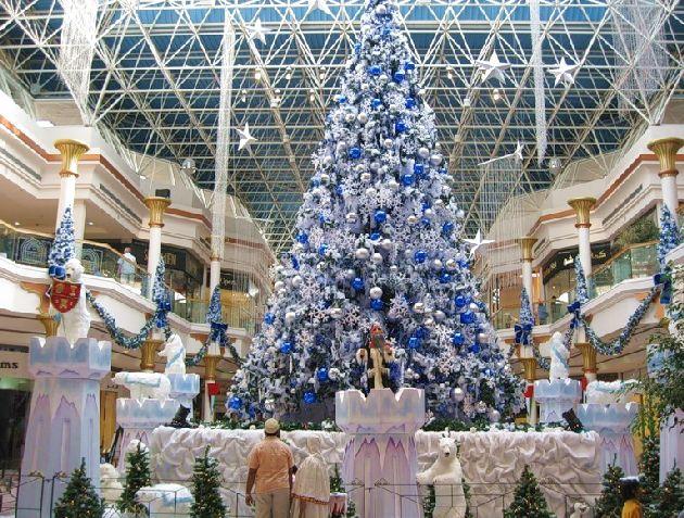 В ОАЭ делают все, чтобы в Новый год вам не пришлось скучать!