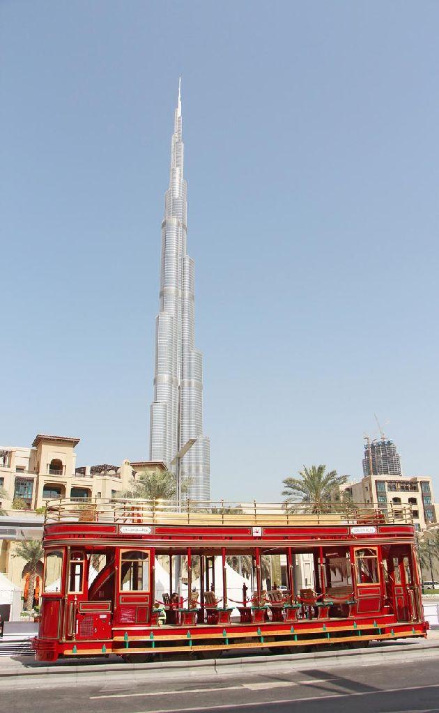 Дубаи привезти подарки из