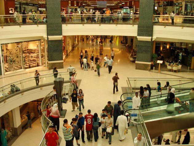 Городской центр Дейры - один из торговых центров Дубай, притягивающий любителей шоппинга в ОАЭ