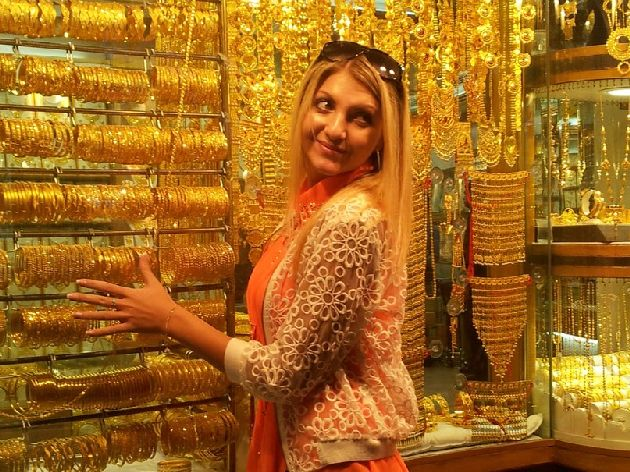 Есть деньжата? Тогда купите ювелирные изделия из золота!